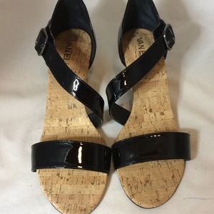 Vaneli Wedge Sandals